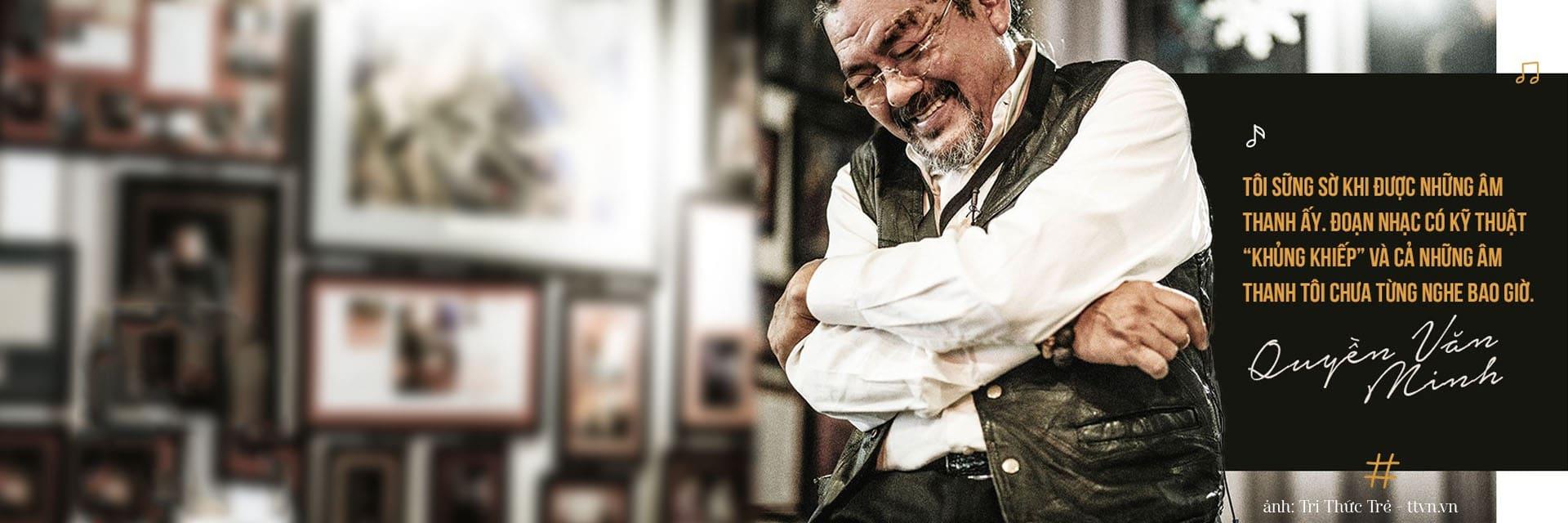 Eminent Artist Quyen Van Minh